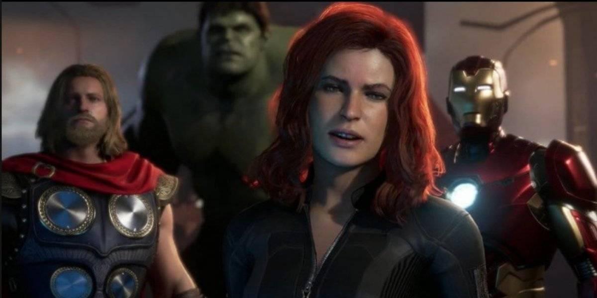 Avengers EndGame: Así se ven los personajes en el videojuego