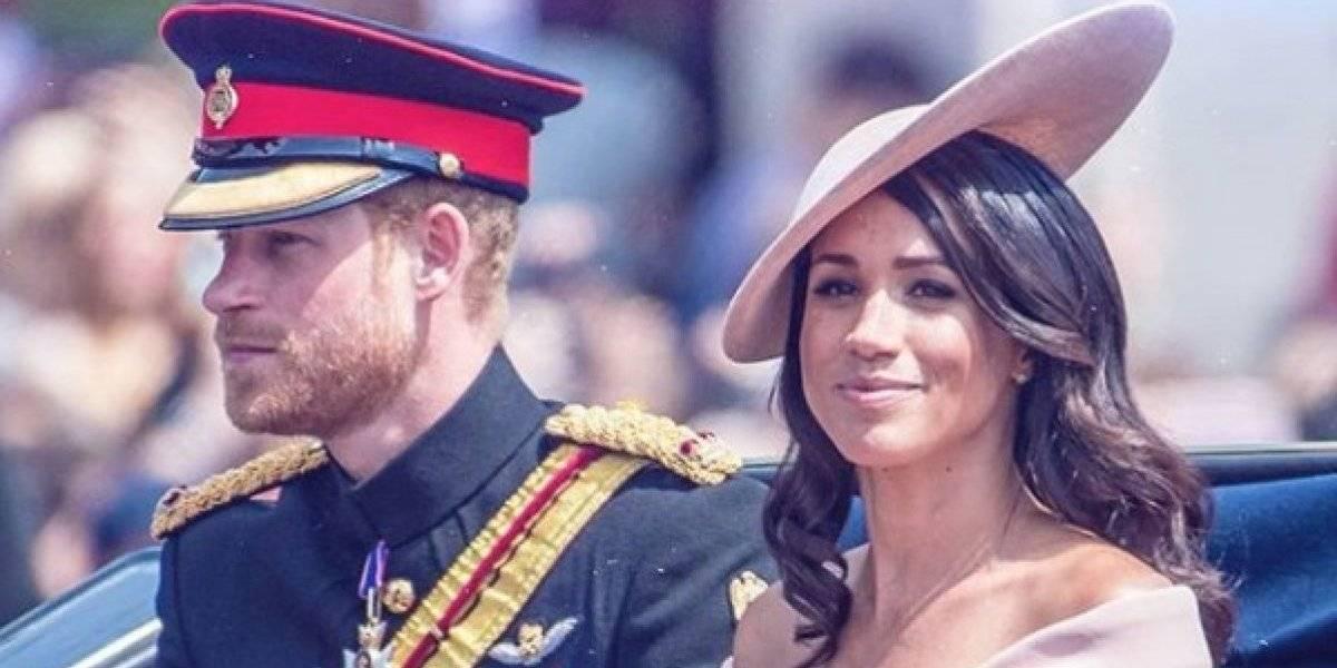Príncipe Harry tuvo romance secreto con una modelo después de conocer a Meghan Markle