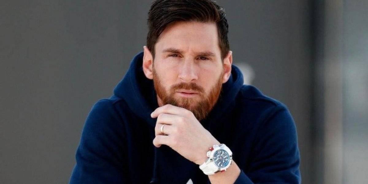 Messi destrona a Floyd Mayweather y supera a Cristiano Ronaldo, anunció Forbes