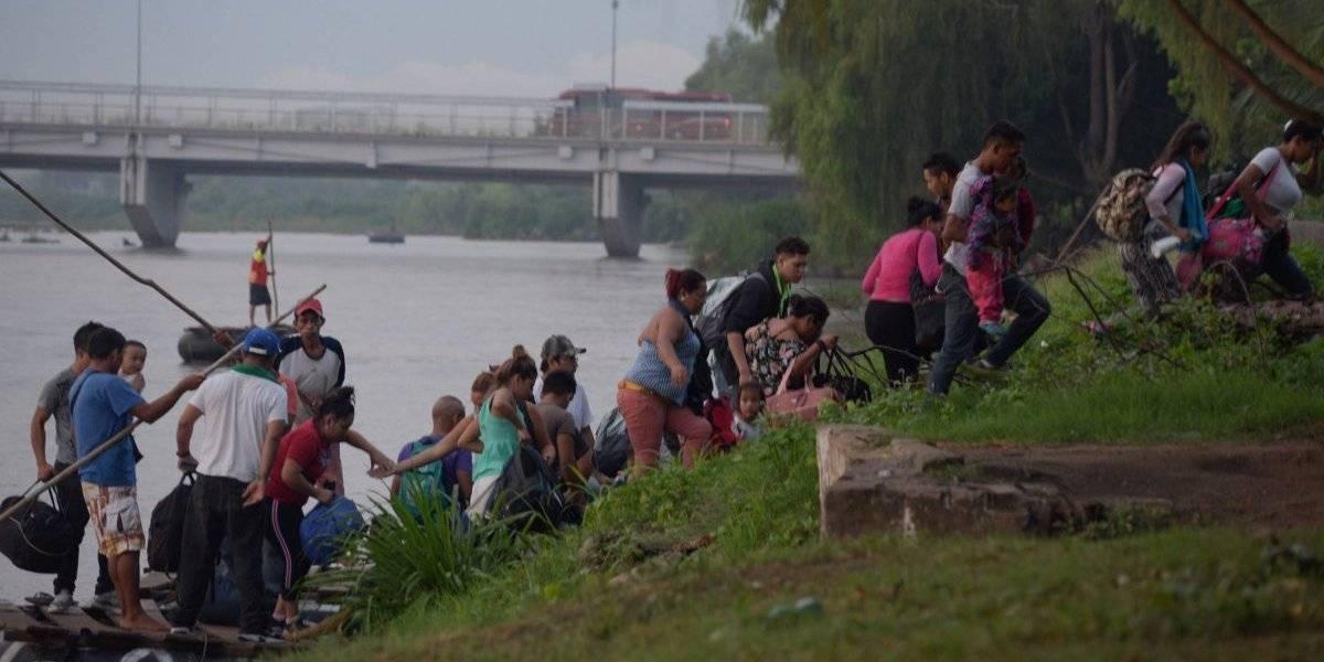#TuVozEnPublimetro: Encuesta sobre imposibilidad de contener entrada de migrantes a México