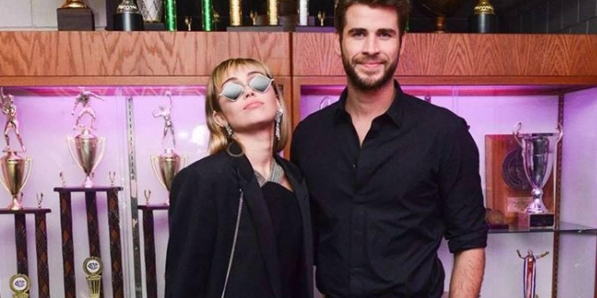 Liam Hemsworth recibió una atrevida invitación por parte de Lindsay Lohan: así reaccionó Miley Cyrus