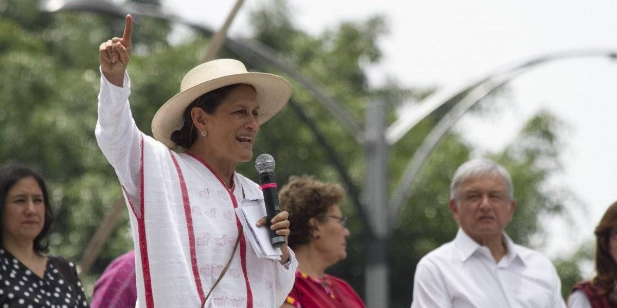 Jesusa Rodríguez pide desaparecer becas del Fonca