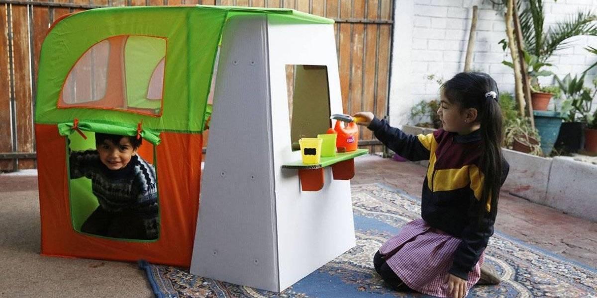 Rincón de juegos gratuito para niños llega con nuevos accesorios para los más pequeños