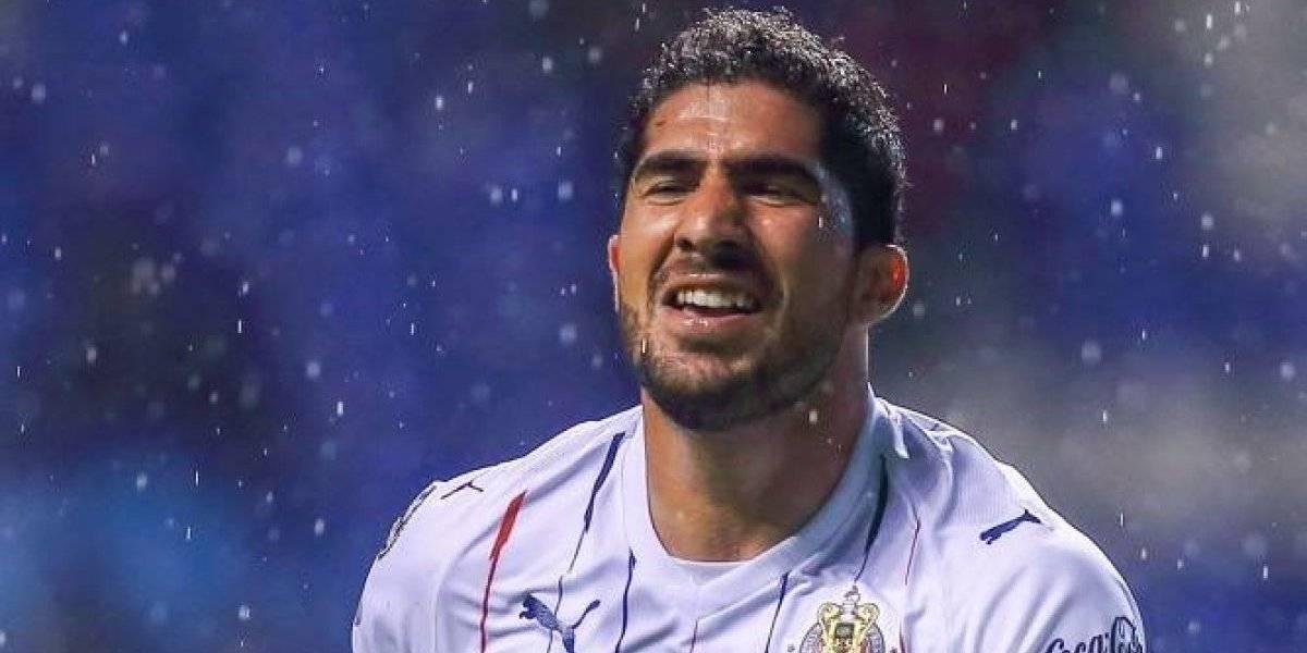 Chivas asegura que fue respetuoso con Pereira