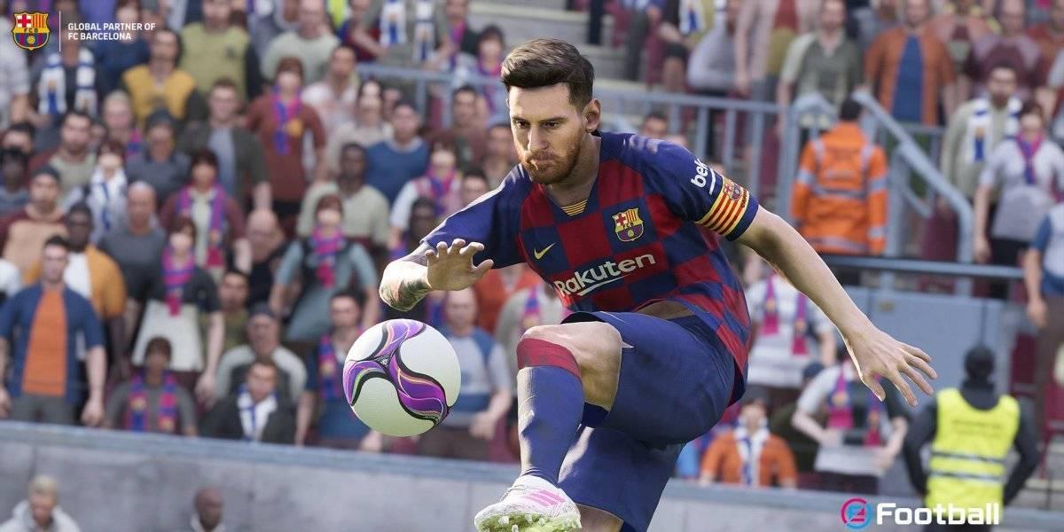 eFootball PES 2020: Se anunció la evolución del popular juego de fútbol en E3