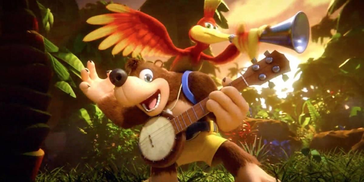 Banjo-Kazooie es el próximo personaje de Super Smash Bros. Ultimate #E32019