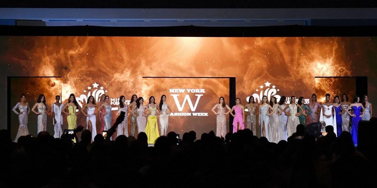 Las 10 de Metro para ganar Miss Universe Puerto Rico 2019