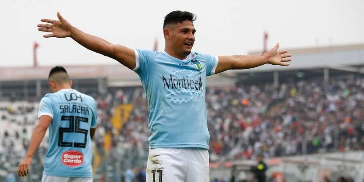 O'Higgins asegura los goles de Maximiliano Salas por tres años más