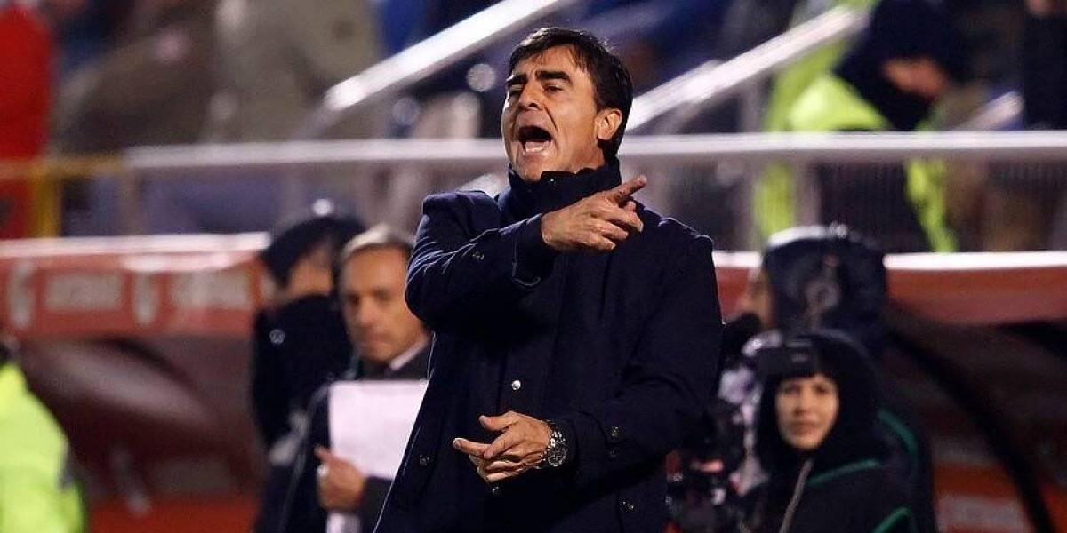 Gustavo Quinteros lamentó las ausencias de Fuenzalida, Puch y no quedó conforme con el empate de la UC