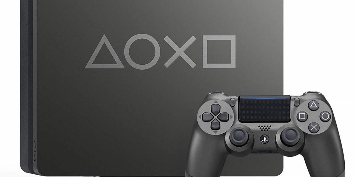 """Ya pueden adquirir en México el PlayStation 4 Edición Especial """"Days of Play"""""""