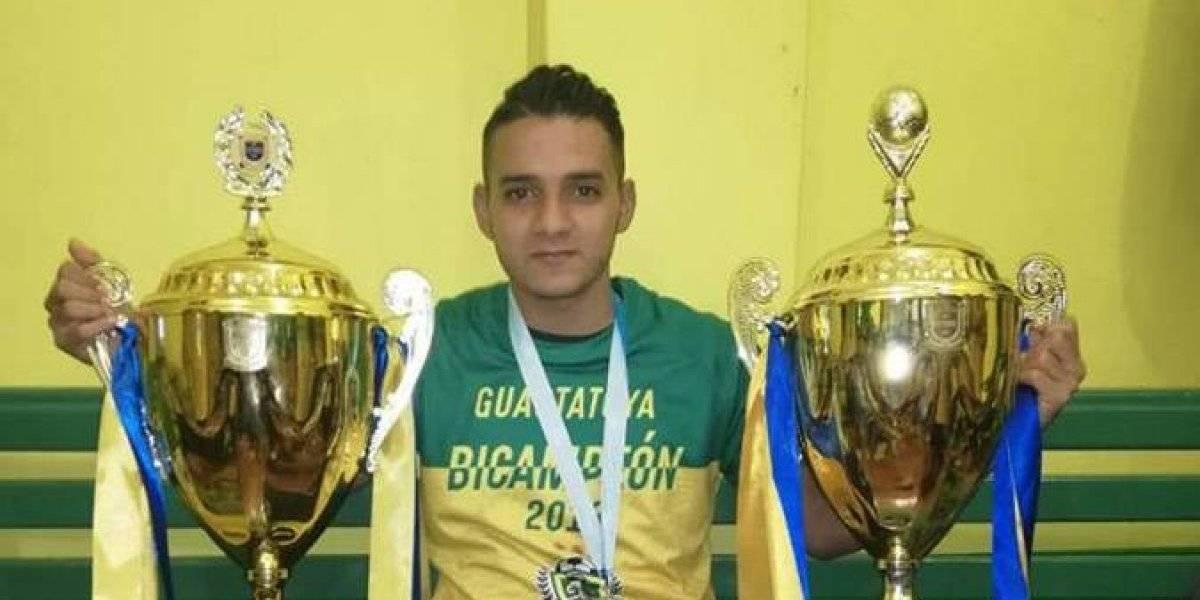 Guastatoya informa que Rudy Barrientos aún tiene vinculación con el equipo