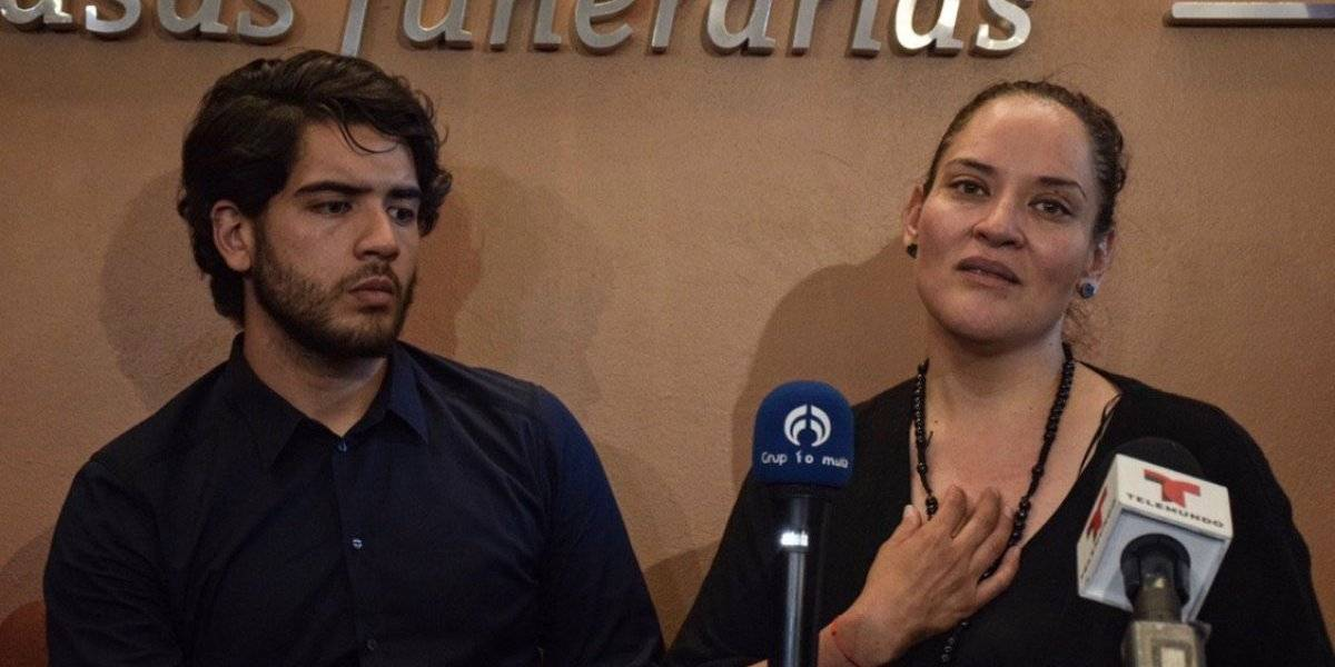 El cambio es responsabilidad de todos, no solo del gobierno: mamá de Norberto