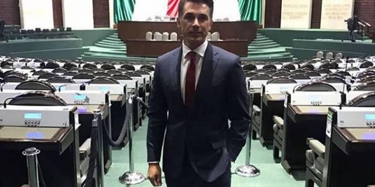 El diputado Sergio Mayer busca que Netflix, Amazon y otras plataformas paguen impuestos en México