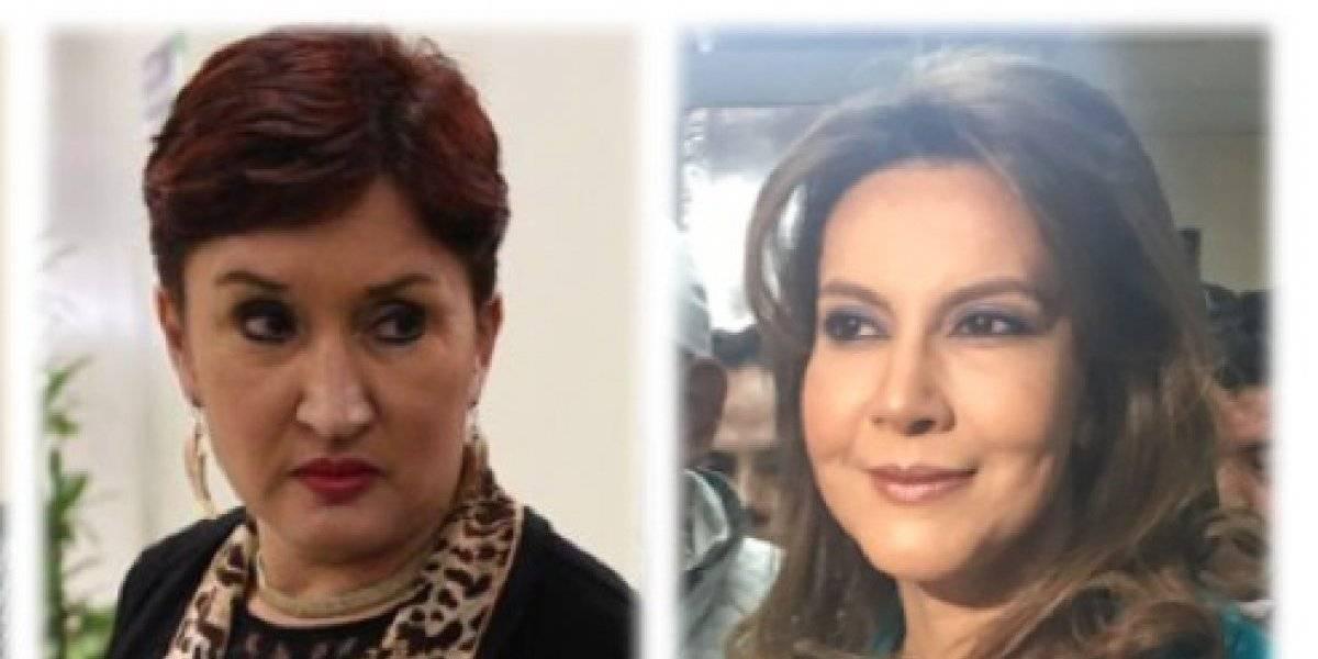 CIDH niega medidas cautelares a Zury Ríos y Thelma Aldana