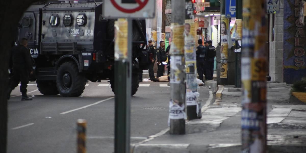 Los casos de delitos que tienen en alerta a los ciudadanos en CDMX