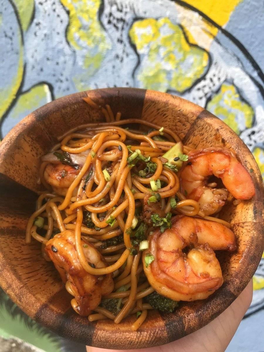Algunos de los platos que destacan en el lugar l Fotos suministradas