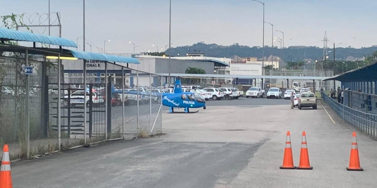 11 de junio: Reportan balacera en la Penitenciaria del Litoral en Guayaquil