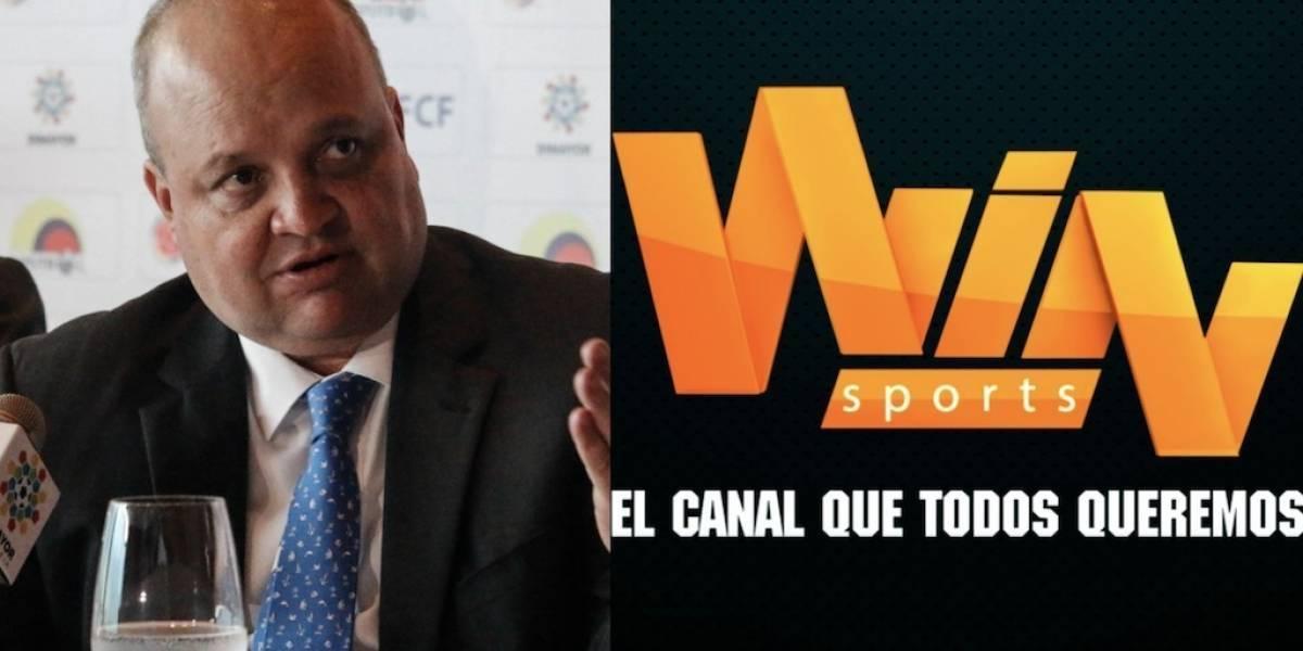 Revelan el día en que estará al aire el canal Premium de WIN Sports