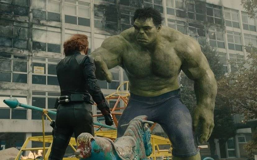 Avengers: Endgame ¿Por qué no hubo noviazgo entre Black Widow y Hulk? Internet