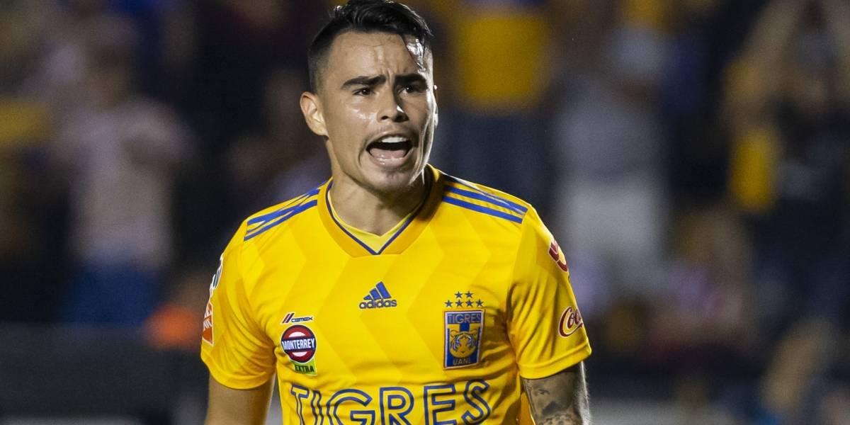 Reitera Lucas Zelarayán permanencia en Tigres