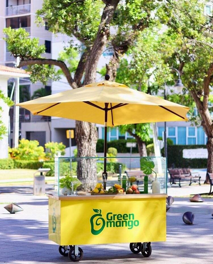 carirto green mango