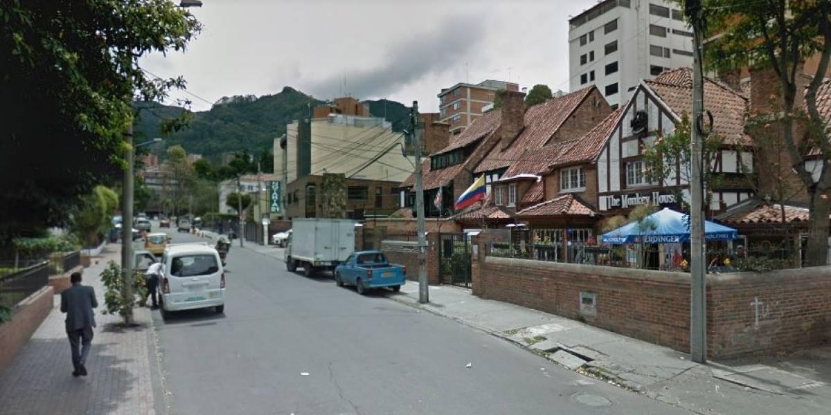 (Fotos) Brutal golpiza recibe un presunto ladrón de celulares, en Bogotá