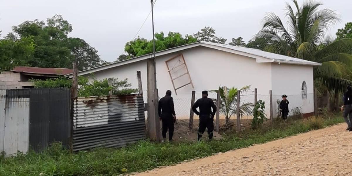 Buscan desarticular grupo criminal que habría asesinado al alcalde de Rabinal