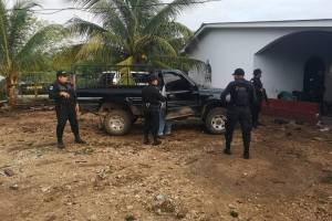 operativo en Petén contra banda Los Samueles