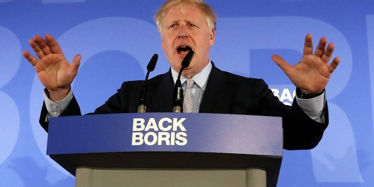 """Boris Johnson promete consumar el """"brexit"""" en lanzamiento de campaña"""