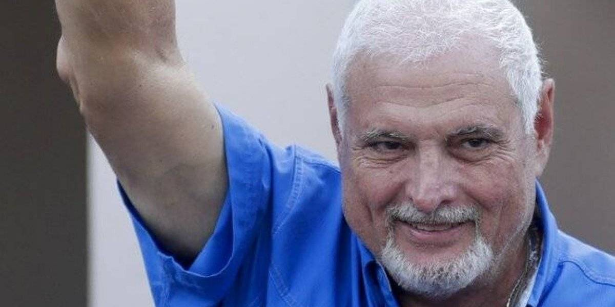 Expresidente de Panamá recibe prisión domiciliaria