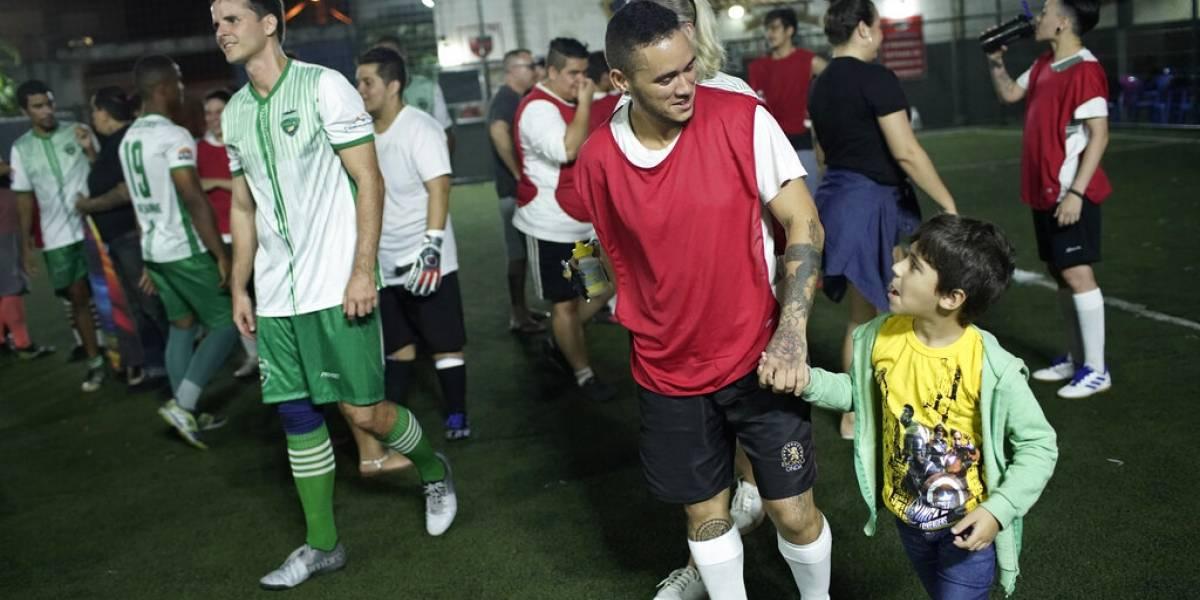Equipo de fútbol trans busca vencer prejuicios