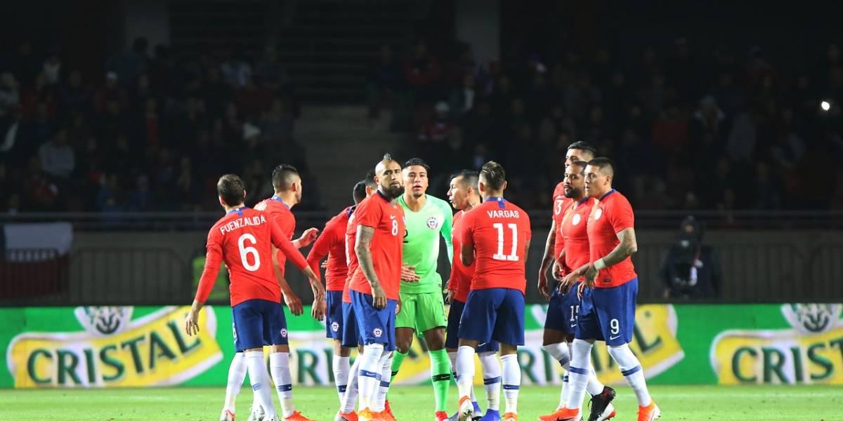 136 millones de euros: Chile llega a la Copa América como la quinta selección más valiosa del continente
