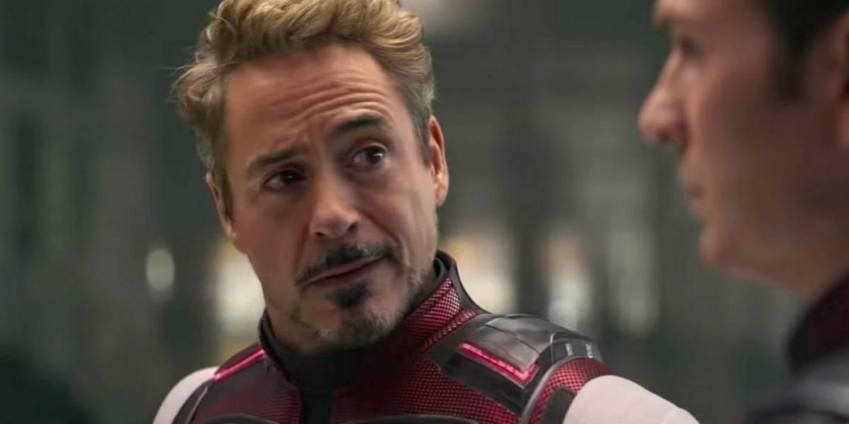 Robert Downey Jr. volta como Tony Stark no filme solo da Viúva Negra