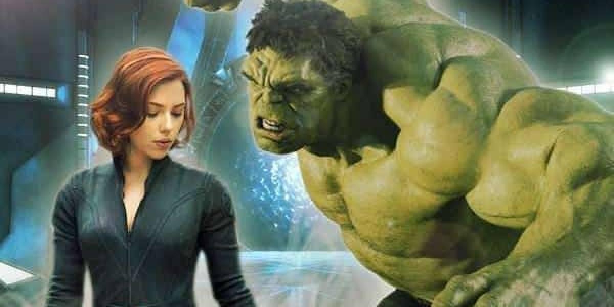 Avengers: Endgame ¿Por qué no hubo noviazgo entre Black Widow y Hulk?