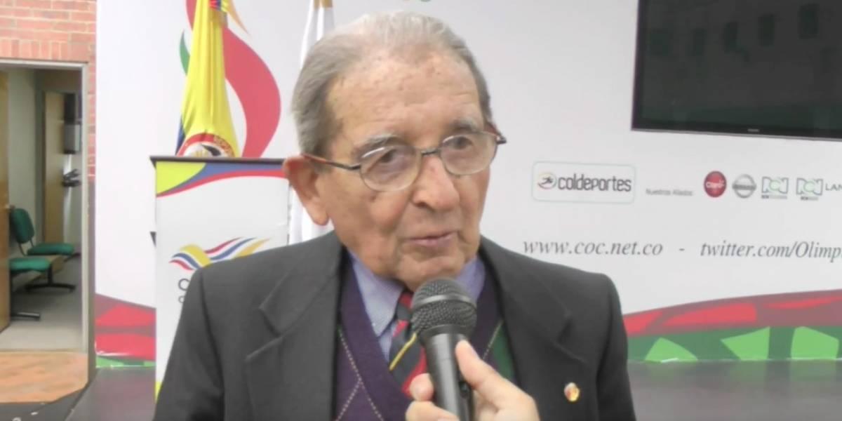 """Falleció el periodista Mike Forero Nougués, considerado """"padre del periodismo deportivo"""" en el país"""