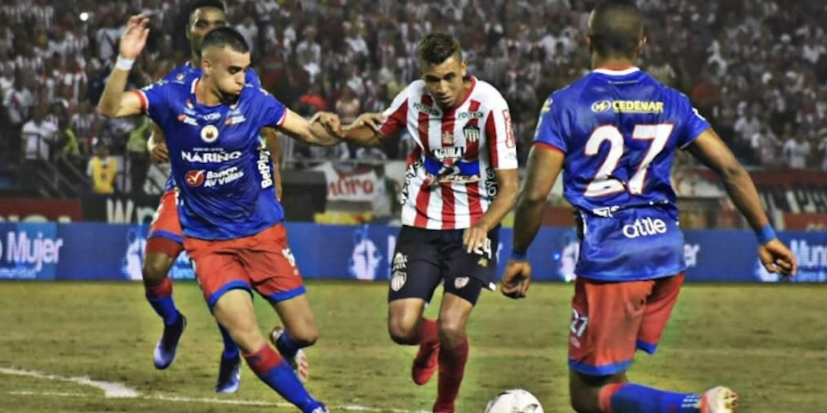 El Campín recibe la final de la Liga Águila 1-2019 entre Deportivo Pasto y Junior de Barranquilla
