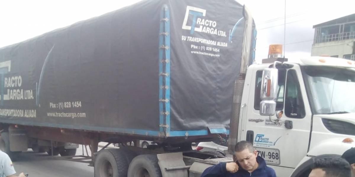 Fatal accidente cobró la vida de un ciclista en Puente Grande