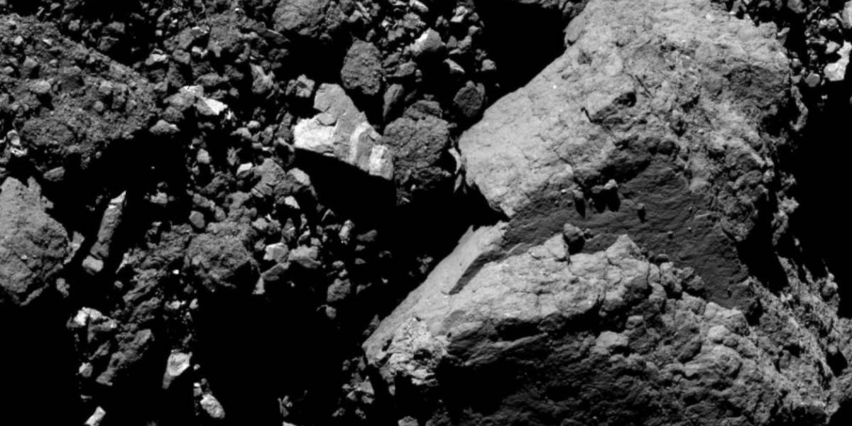 Sonda OSIRIS-REx divulga novas imagens detalhadas do asteroide Bennu