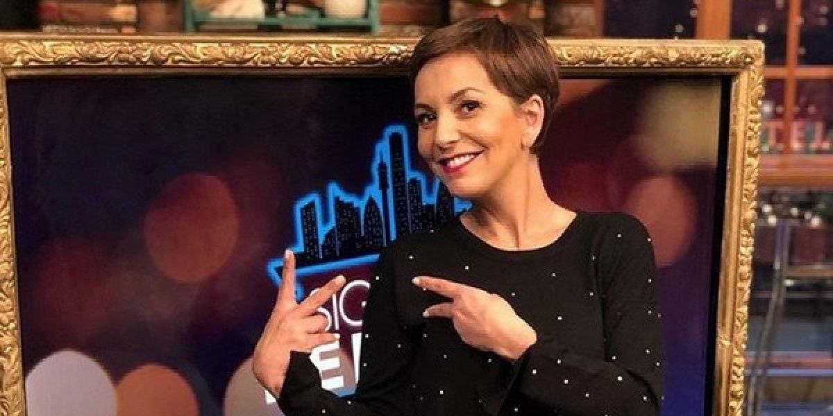 """Que se mejore"": Fran García-Huidobro respondió escuetamente a polémica con Jani Dueñas"