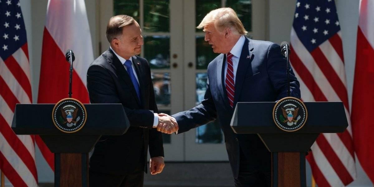 """Cada vez más cerca del """"Fuerte Trump"""": EEUU desafía a Rusia al estudiar el envío de 2.000 soldados a Polonia"""