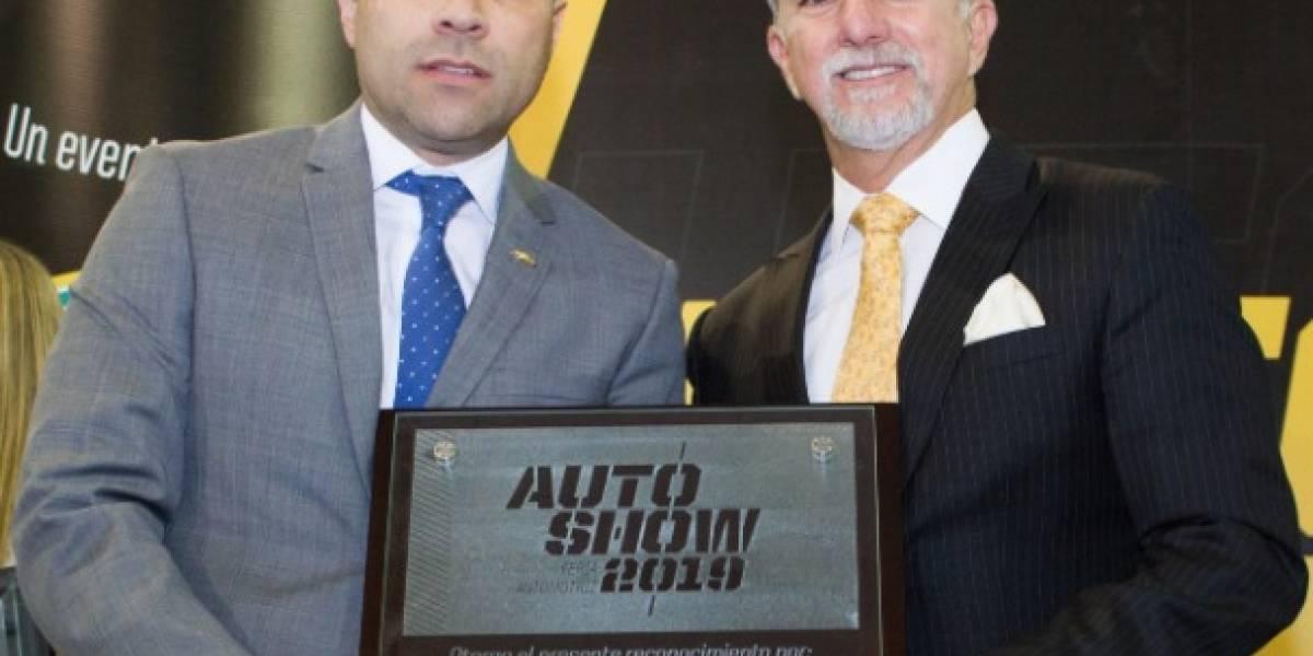 Chevrolet reconocido como el mejor stand en el Autoshow 2019