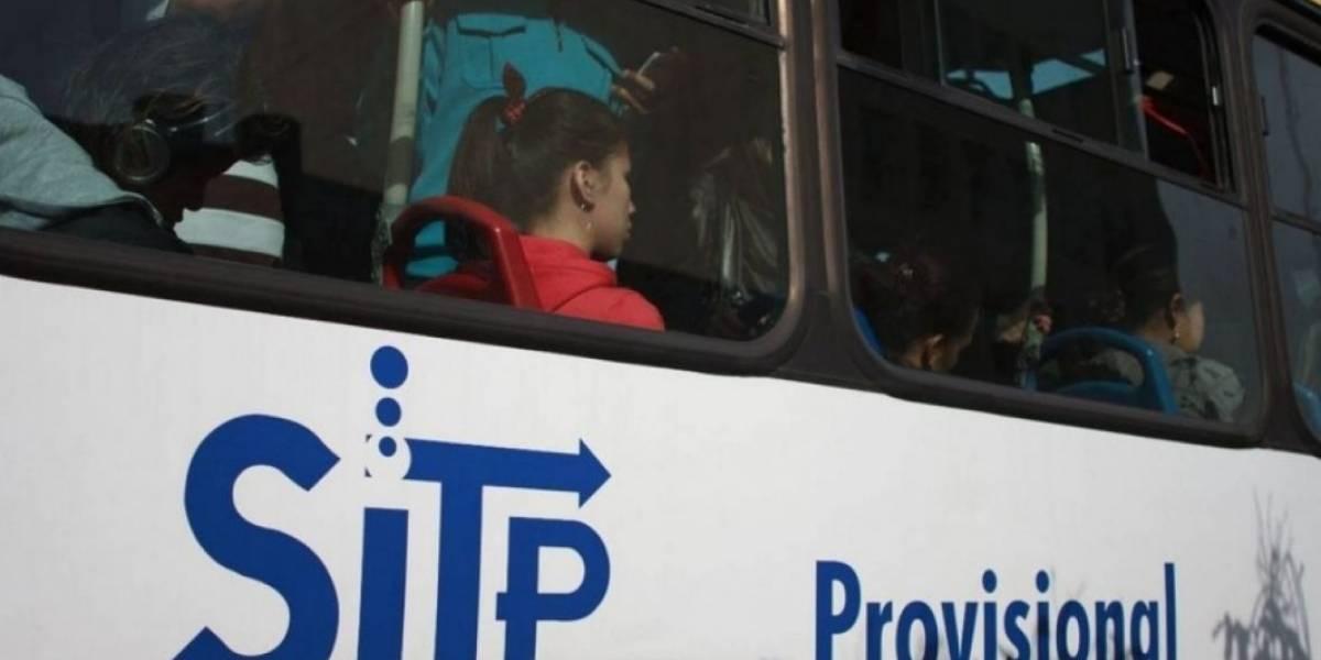 Asalto masivo a bus del Sitp provisional no quedó en la impunidad