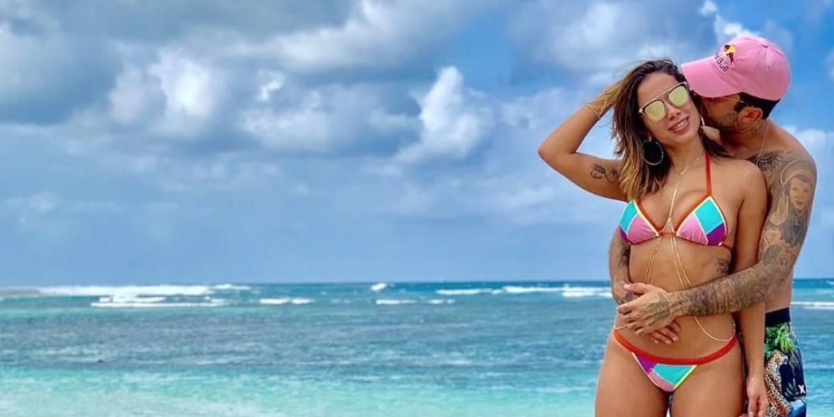 Roberta Miranda faz postagem parabenizando possível gravidez de Anitta e depois apaga publicação
