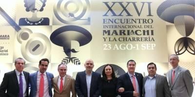 Encuentro del Mariachi
