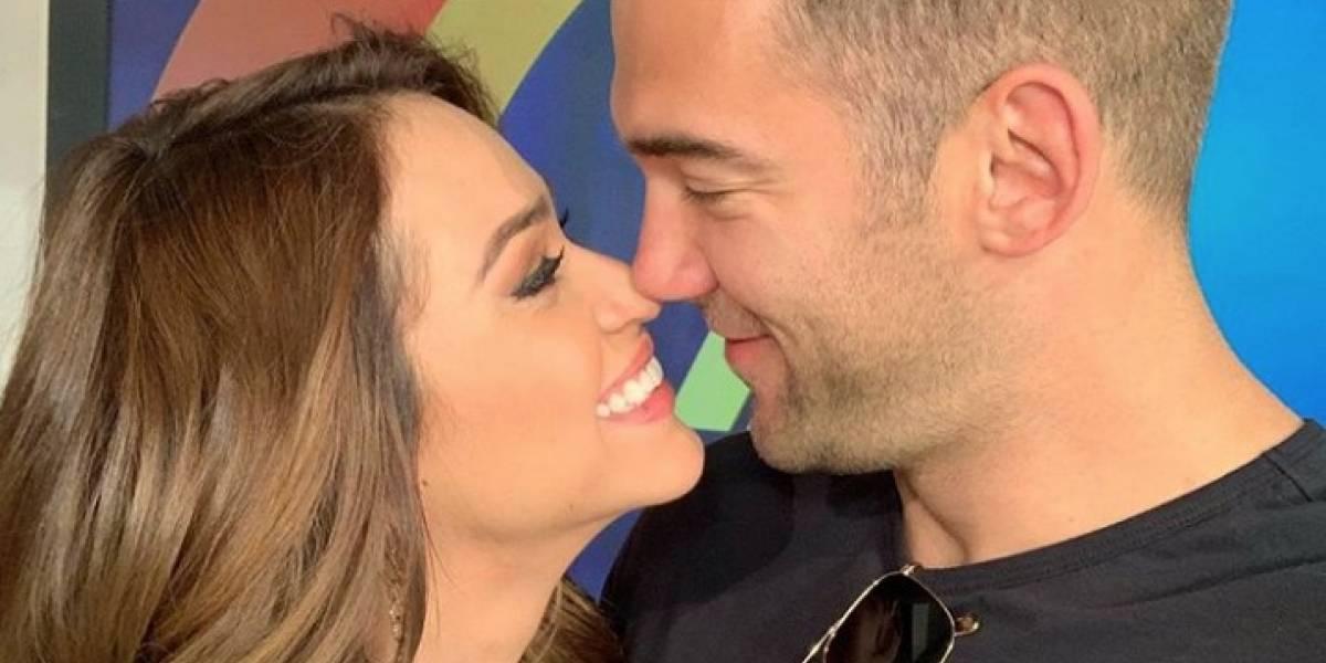 'La chica del clima más linda': Las muestras de amor del novio de Yanet García en Instagram