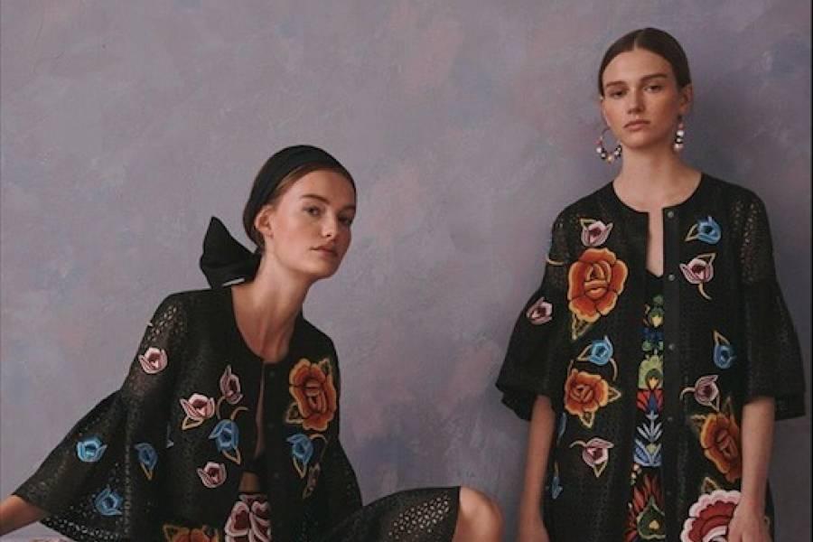 fa64715a60 Carolina Herrera se apropia de diseños indígenas y México le pide  explicaciones