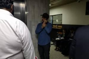 capturan al exministro de Economía, Víctor Asturias