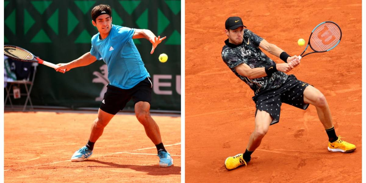 El calendario y los torneos que jugarán Garin y Jarry hasta el US Open