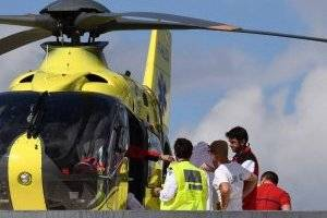 Christopher Froome sufre grave accidente