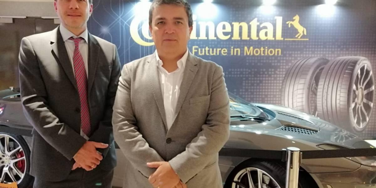 Continental Tire Andina presentó innovaciones en el Euroshow 2019